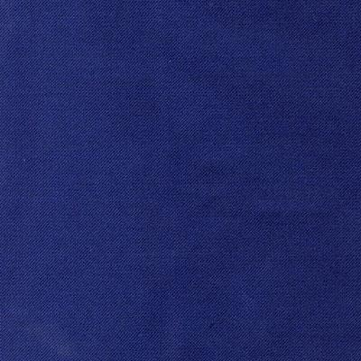 Classic Custom TROUSER 1 12 DBP673A 100%Wool SUPER120S Solid Blue