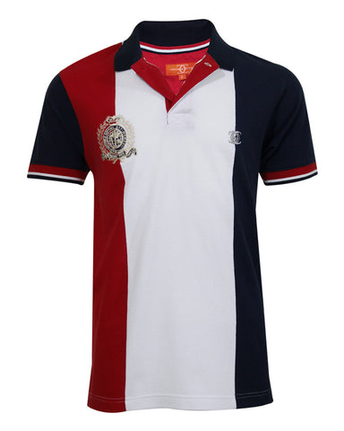 37381797 Buy Black, White & Red Polo Shirt Online in Pakistan - Cotton & Cotton
