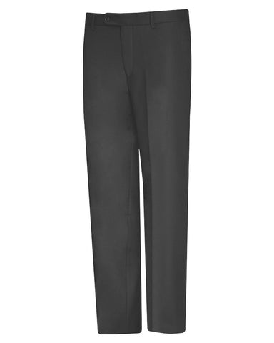Poly Viscose Charcol Grey Suit Pants