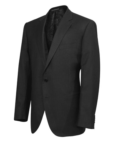 Poly Viscose Grey Suit Jacket