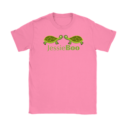 Turtle Jessie and Boo T Shirt