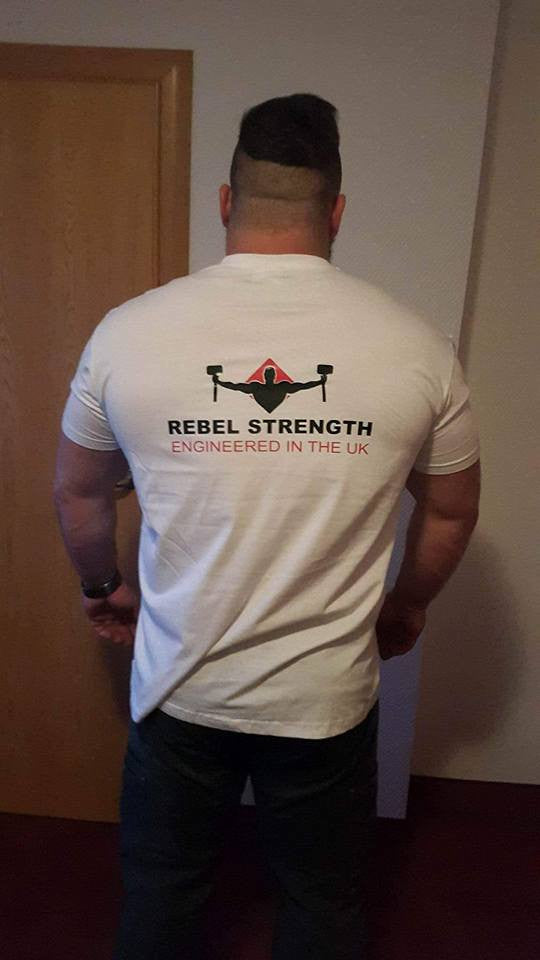 Rebel Strength Unisex T-Shirt