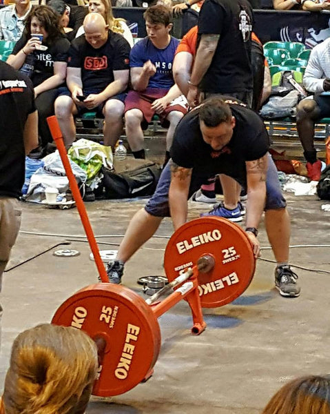 Rebel Strength Competition Double Deadlift Jack