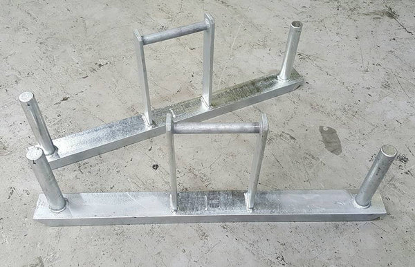 Rebel Strength Galvanised Farmers Frames