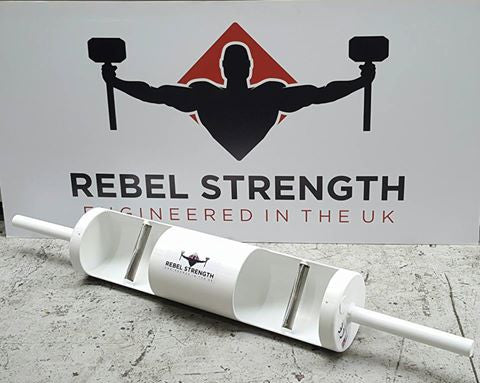 "Rebel Strength 9"" Log"