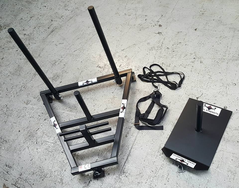 Rebel Strength Prowler, Sled and Harness Package