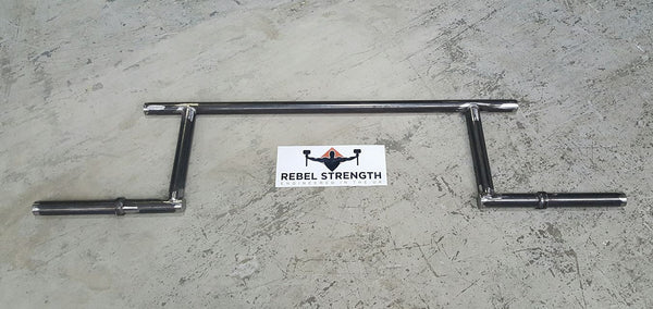 Rebel Strength Cambered Bar