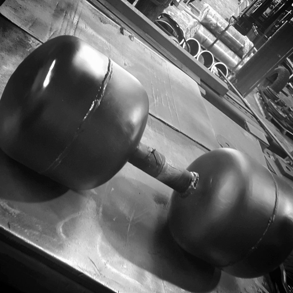 Rebel Strength Giant Fixed Weight Dumbbell