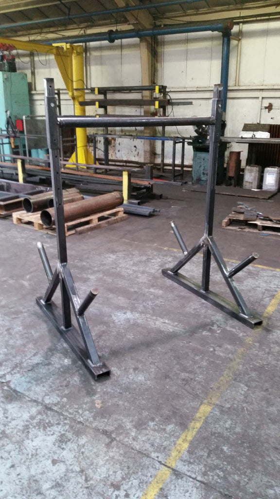 Rebel Strength Raw Light Weight Yoke Frame set
