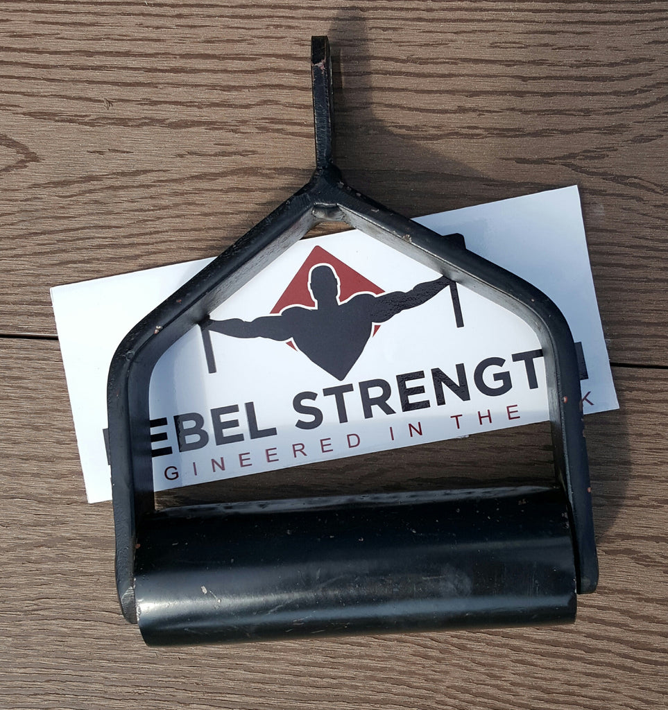 Rebel Strength Rolling Stirrup Handle