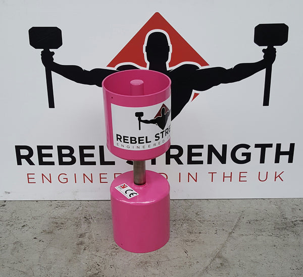 "Rebel Strength 9"" Loadable Dumbbell"