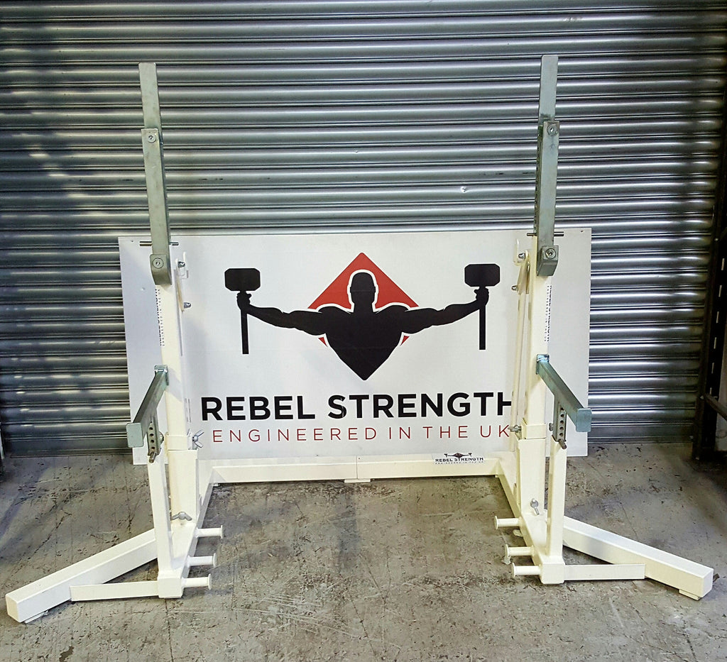 Rebel Strength Competition Powerlifting Package 1