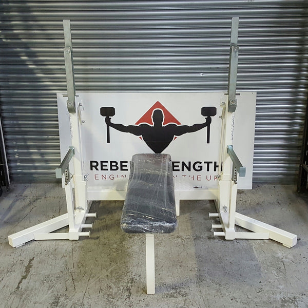 Rebel Strength Competition Powerlifting Package