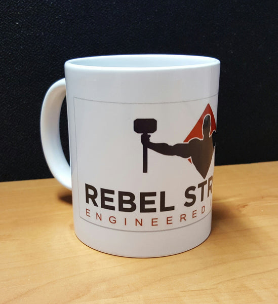 Rebel Strength Printed Mug