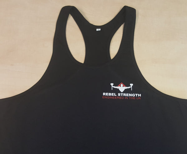 Rebel Strength Stringer Vests