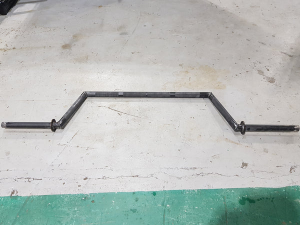 Rebel Strength RAW Giant Cambered Bar