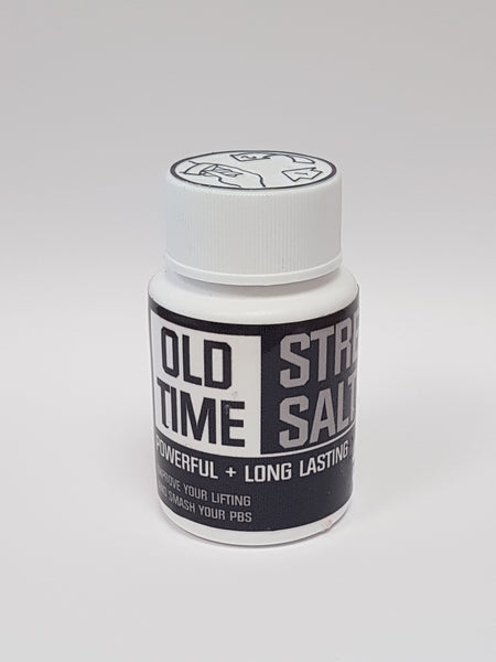 Old Time Strength Smelling Salts