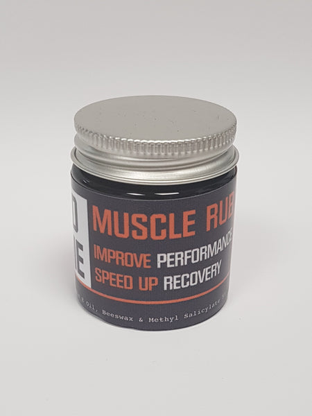 Old Time Strength Muscle Rub