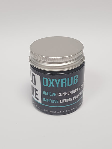 Old Time Strength Oxy Rub