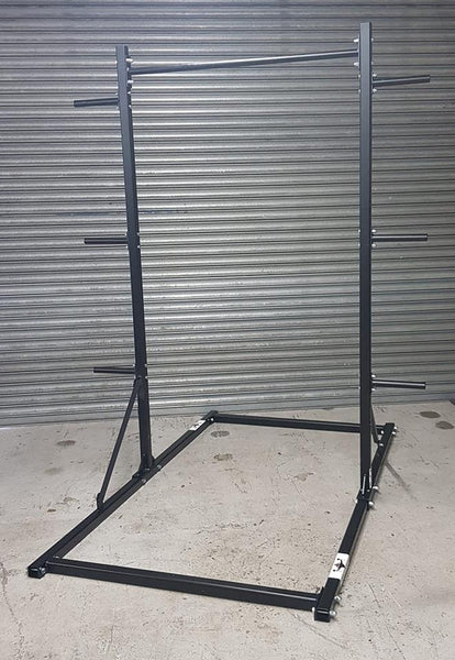 Portable Pull Up Frame - BLACK
