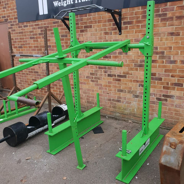 Heavy Duty Yoke & Viking Press - Green