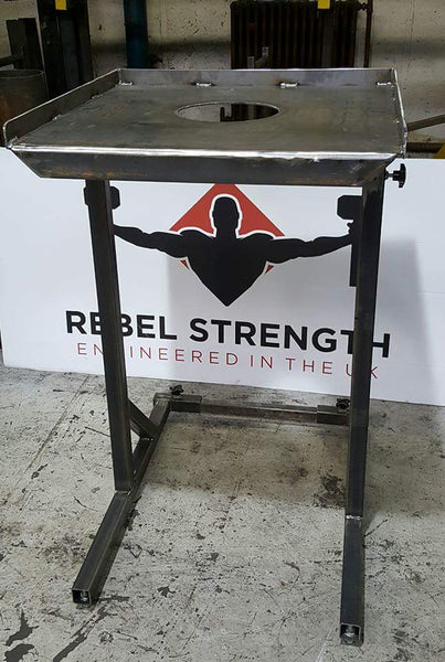 Rebel Strength Adjustable Stone Platform