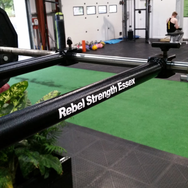 Rebel Strength Safety Squat Bar Attachments