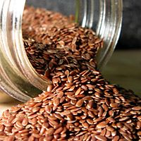 The benefits of Flaxseed.