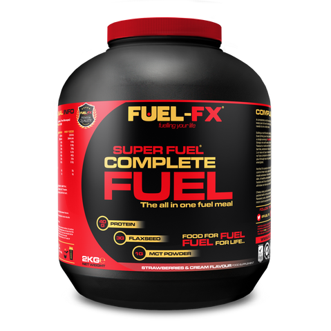 Complete Fuel 2kg *BACK IN THE FUEL LAB*