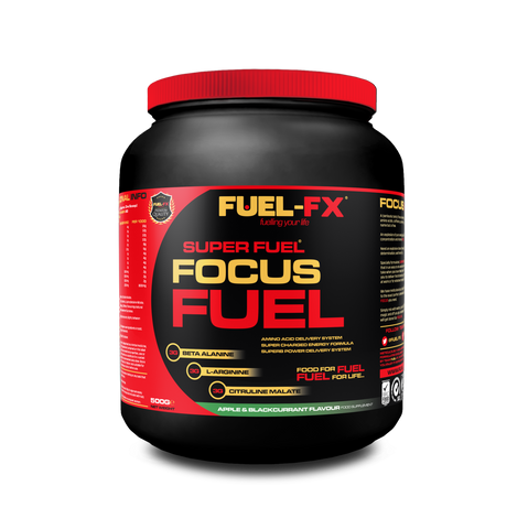 Focus Fuel 500g *BACK IN THE FUEL LAB*