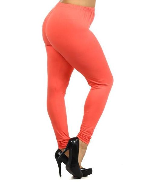 Simply Soft Everyday Butter Soft Full Length Leggings - Essentially Elegant