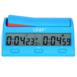 LEAP PQ9912 Professional Digital Chess Clock Count Down Timer - Essentially Elegant