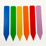 Multi-Colored Plant Labels - Pack of 90