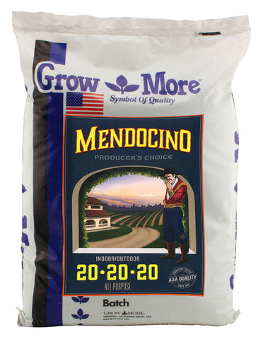 Grow More® Mendocino All Purpose 20-20-20