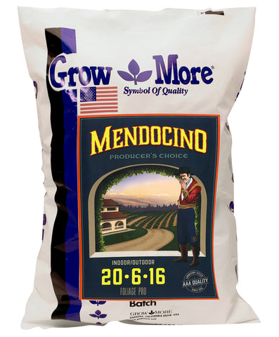 Grow More® Mendocino Foliage Pro 20-6-16