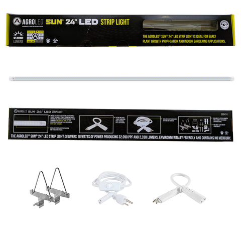 AgroLED Strip Light 24 inch