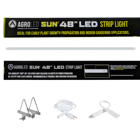 "AGROLED SUN 48"" LED Strip Light Kit"
