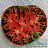 Black Sea Man Heirloom Tomato Seeds (10 seeds)