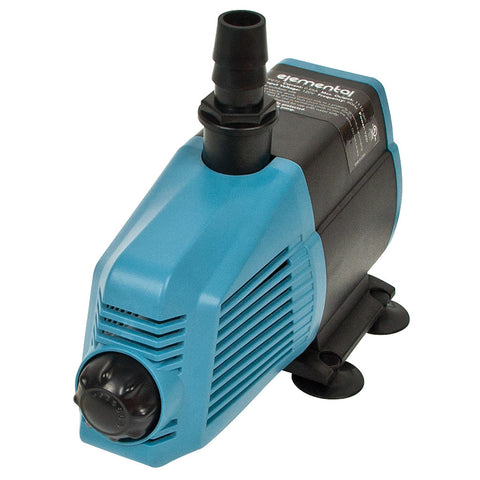 H2O Water Pump, 1110 gph - Elemental Solutions