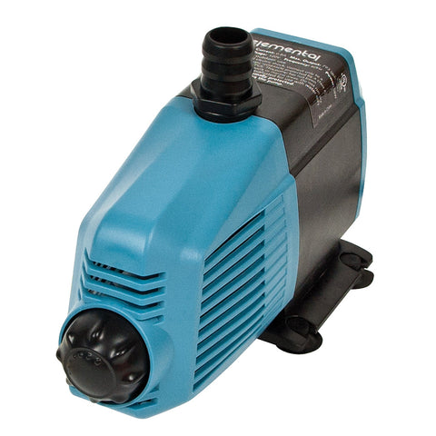 H2O Water Pump, 793 gph - Elemental Solutions