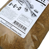 Fish Meal - Organic Fish Fertilizer 8-6-0