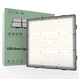 100W LED FULL SPECTRUM GROW LIGHT - Modular with Dimming and Wifi !