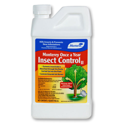 Monterey Once A Year Insect Control II - Systemic Soil Drench