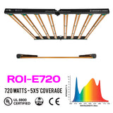 LED Grow Light - ROI-E720 by Grower's Choice (for 5'x5' area )