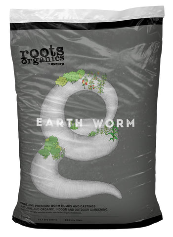 Worm Castings - Roots Organics 1 cu ft