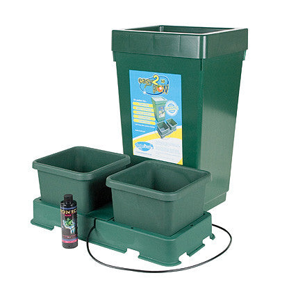 The AutoPot Easy2Grow Garden - Double Kit w/ Reservoir