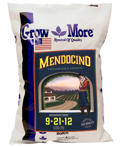 Grow More® Mendocino Bloom Pro 9-21-12