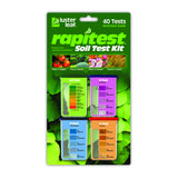 Soil pH and NPK Testing Kit - Luster Leaf Rapitest Test Kit Model 1601 (40 Tests)