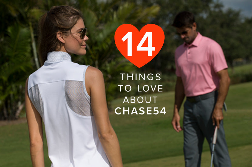 14 Things to LOVE About CHASE54