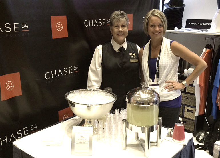 CHASE54 SERVES UP BUZZ IN VEGAS